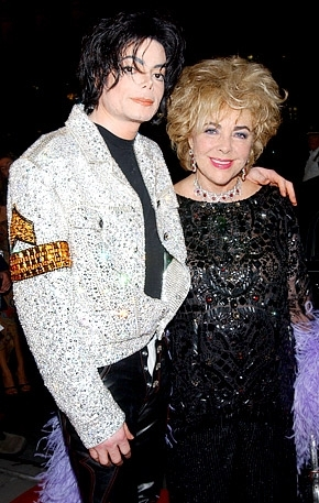 <3Elizabeth and Michael<3