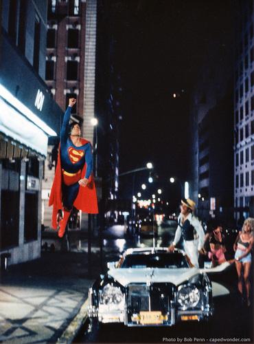 """A Friend"" Rescues Lois"