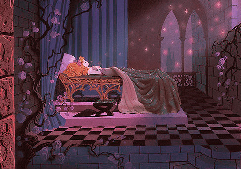 Princess Aurora fondo de pantalla containing a trono called ♥Thank tu for your friendship!♥