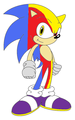 (my own char) Ramzy the hedgehog - sonic-and-the-hedgehog-brothers photo
