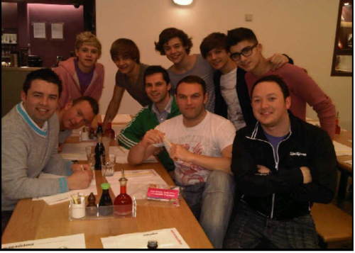 1D = Heartthrobs (Enternal 愛 4 1D & Always Will) Lunchtime! 愛 These Boyz Soo Much! 100% Real x