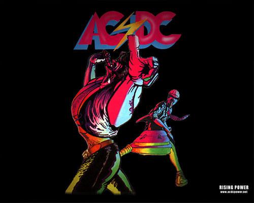 AC/DC achtergrond