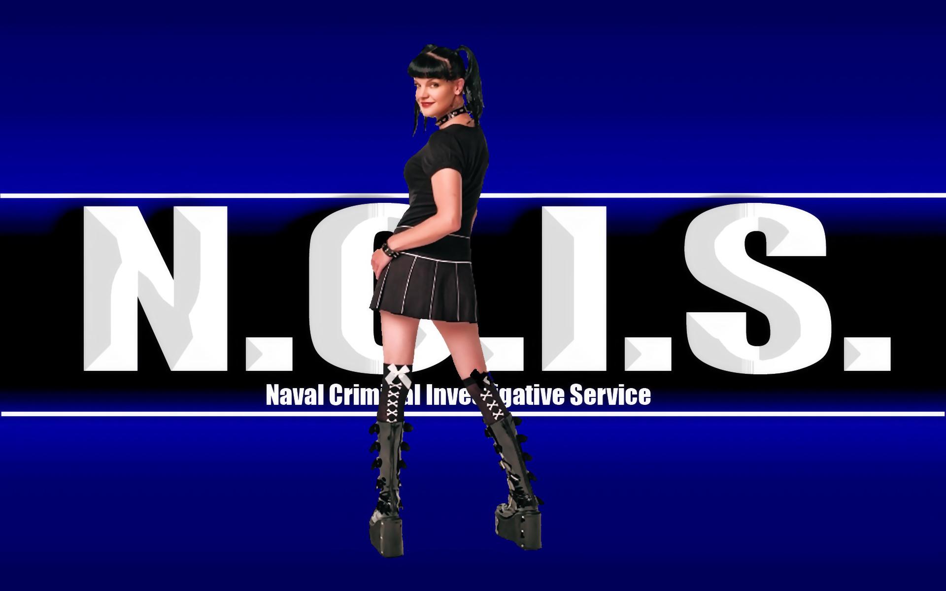 Abby NCIS Enquêtes spéciales (Pauley Perrette) fond d'écran