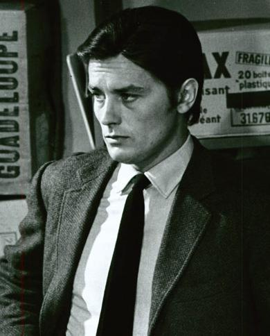 Alain Delon wallpaper possibly with a business suit entitled Alain