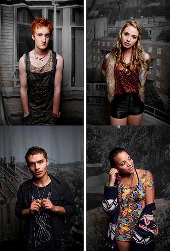 Alo, Mini, Matty, Liv