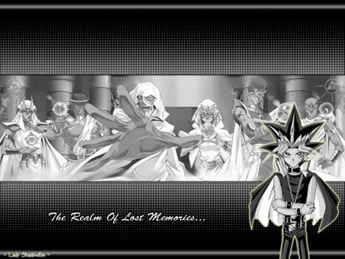 Atem and 6 Priests
