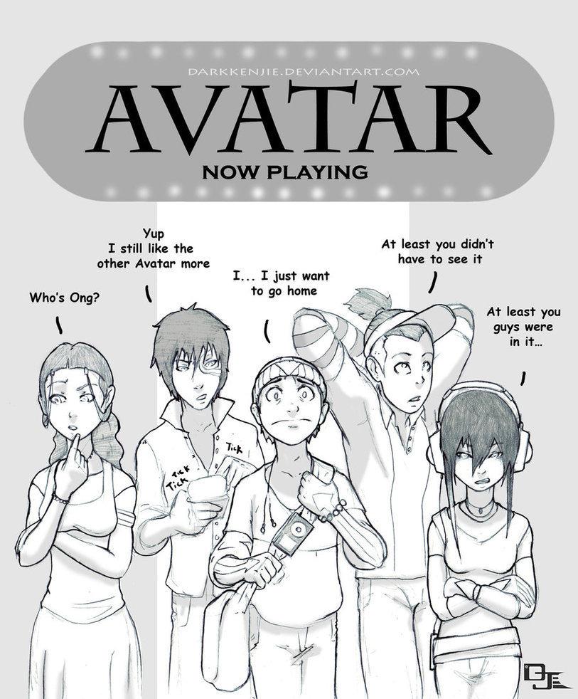 Avatar peminat art - deviant art artists
