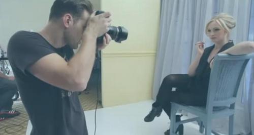 防弹少年团 照片 of Candice's TV Guide photoshoot (2011)!
