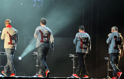 Backstreet Boys- Ho Chi Minh City 3/24