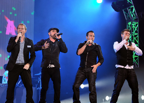 Backstreet Boys- Ho Chi Minh City 3/24