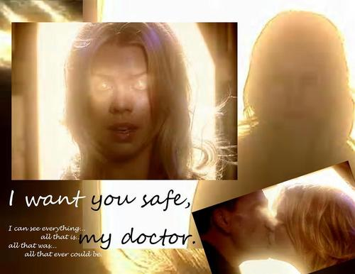Bad wolf - doctor-who Photo
