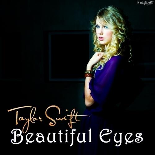Beautiful Eyes [FanMade Single Cover]