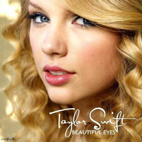 Beautiful Eyes [FanMade Single Cover]