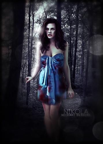 Bella Cullen - Hunt Scene