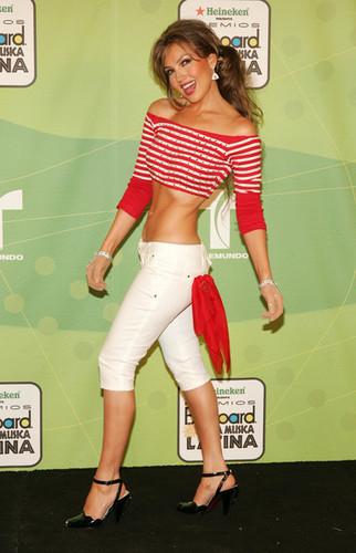 Billboard Latin 音楽 Awards - Pressroom 28.04.2005