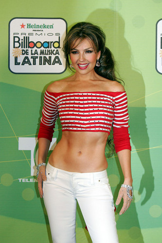 Billboard Latin 音乐 Awards - Pressroom 28.04.2005
