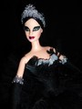 Black Swan Barbie Doll
