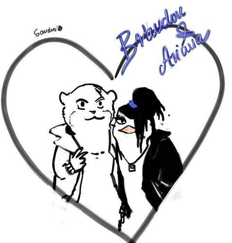 Brandon+Ariana <3