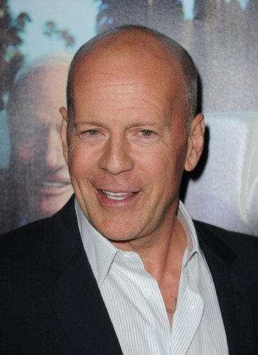Bruce Willis @ the Premiere of 'His Way'