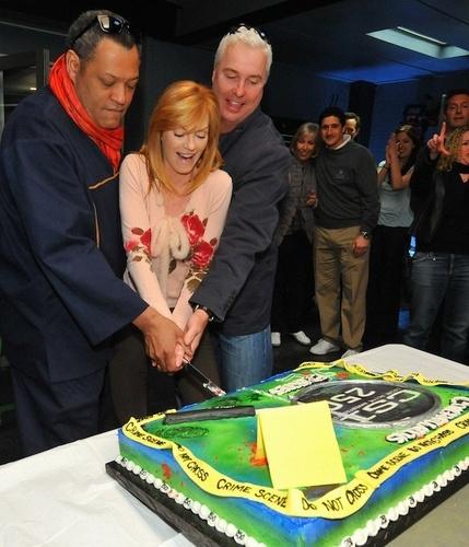CSI Celebrates 250 Episodes