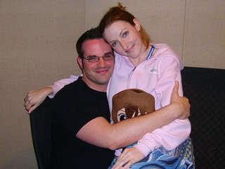 Caitlin Glass and J. Michael Tatum