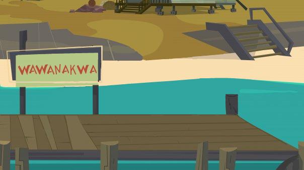 Camp wawanakwa