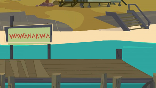 Camp Wawnakwa Base