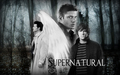 Cass, Dean and Sam - supernatural fan art