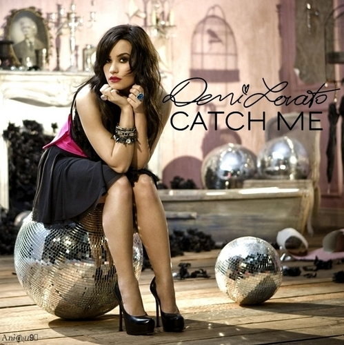 Catch Me [FanMade Single Cover]