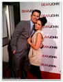 Channing & Jenna at the 'Dear John' Premiere
