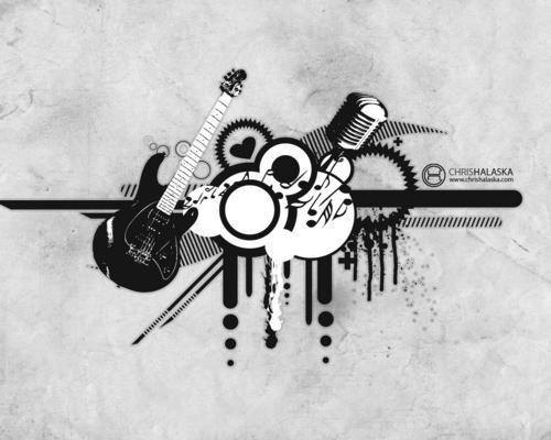 Classic musik wallpaper