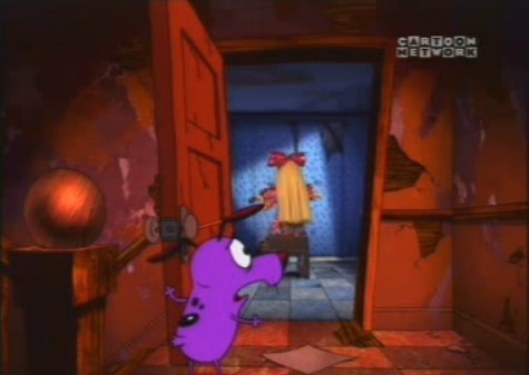 Courage the Cowardly Dog Обои called Courage the Cowardly Dog