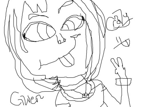 Crazy Gwen