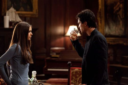 Damon/Elena 2x12