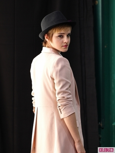 Emma New Lancome Look