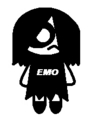 Emo Puff - emo fan art