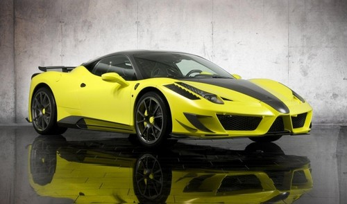 FERRARI 458 ITALIA SIRACUSA BY MANSORY - ferrari Photo