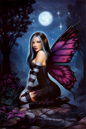 Fairies wallpaper called Butterfly Fairy