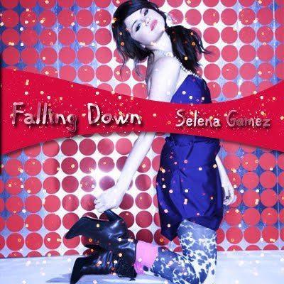 Selena Gomez Falling  on Selena Gomez Falling Down