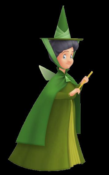 Green Disney Characters walt-disney-characters