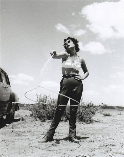 Elizabeth Taylor karatasi la kupamba ukuta probably containing a horse trail called Forever Beautiful