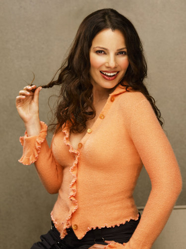 Fran Drescher karatasi la kupamba ukuta possibly containing skin called Fran Drescher
