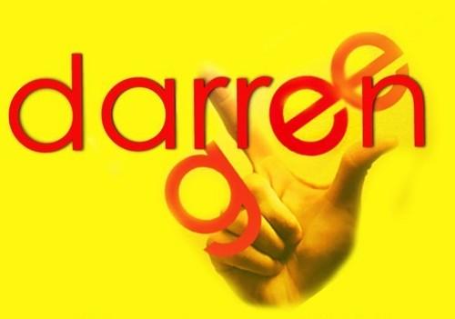 Glee-Darren