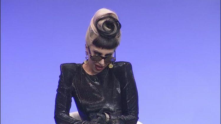 गूगल Goes Gaga Screencaps