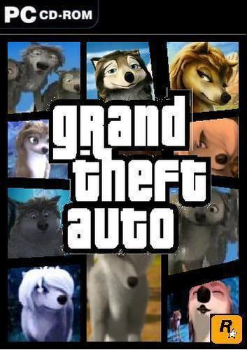 Grand Thef Auto- Alpha & Omega