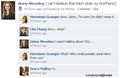 Ginny Weasley ফেসবুক