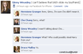 Ginny Weasley Facebook