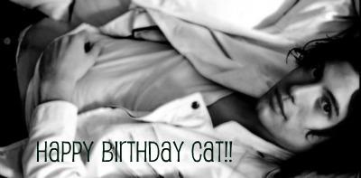 Happy♥Birthday♥Cat