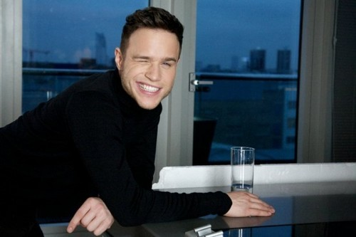 Heart On My Sleeve behind the scene  - olly-murs Photo