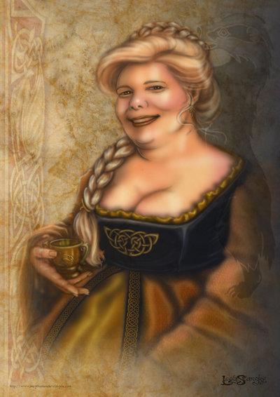 Helga Hufflepuff Percy Jackson Vs Harry Potter Fan Art